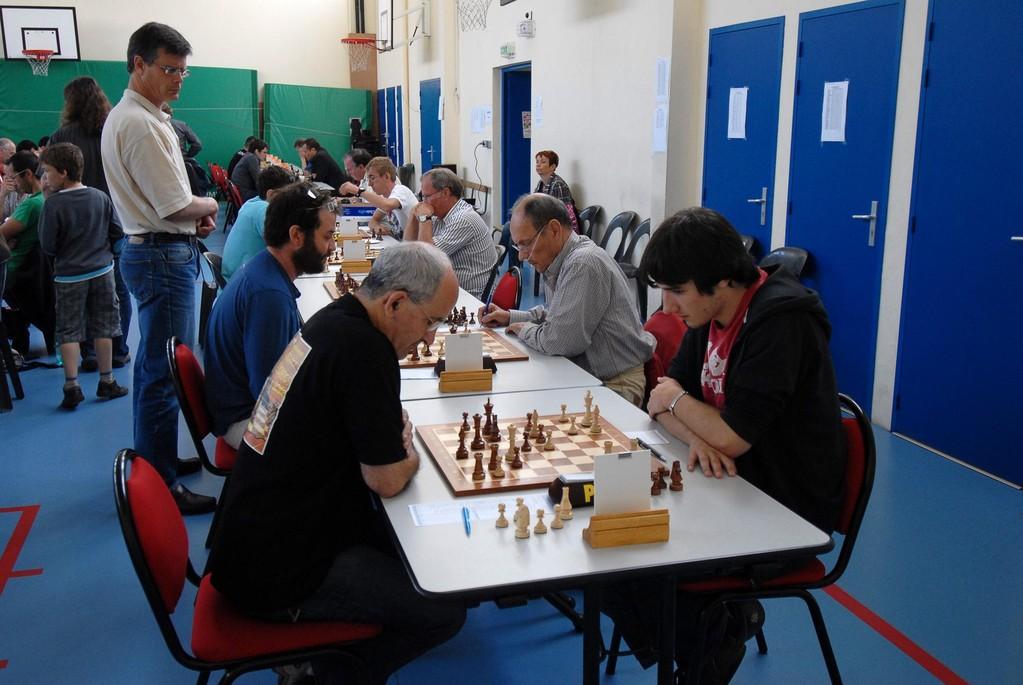 1er Open de Pau Sarrailh