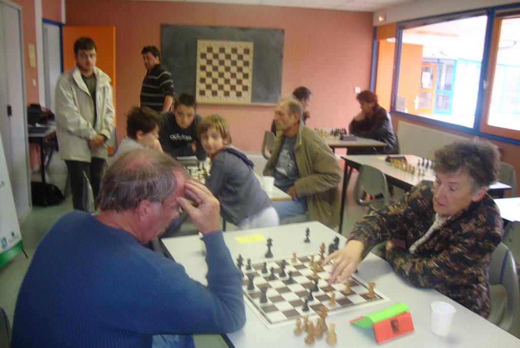 Stann au Tournoi Blitz 2011