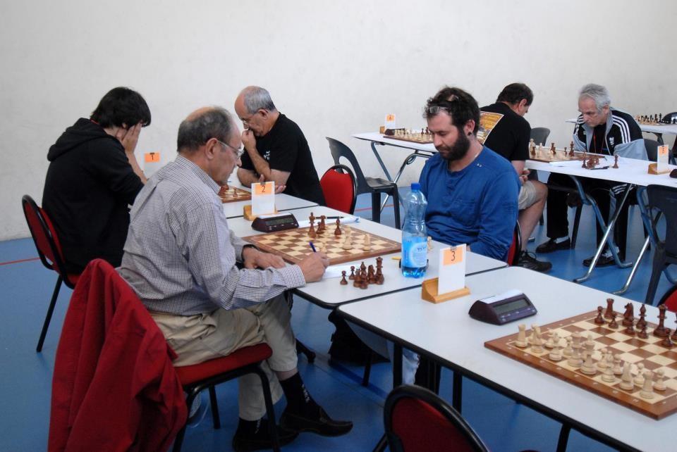 4ème place sur 41 participants pour notre président au 1er Open International de Pau Sarrailh (mai 2012)