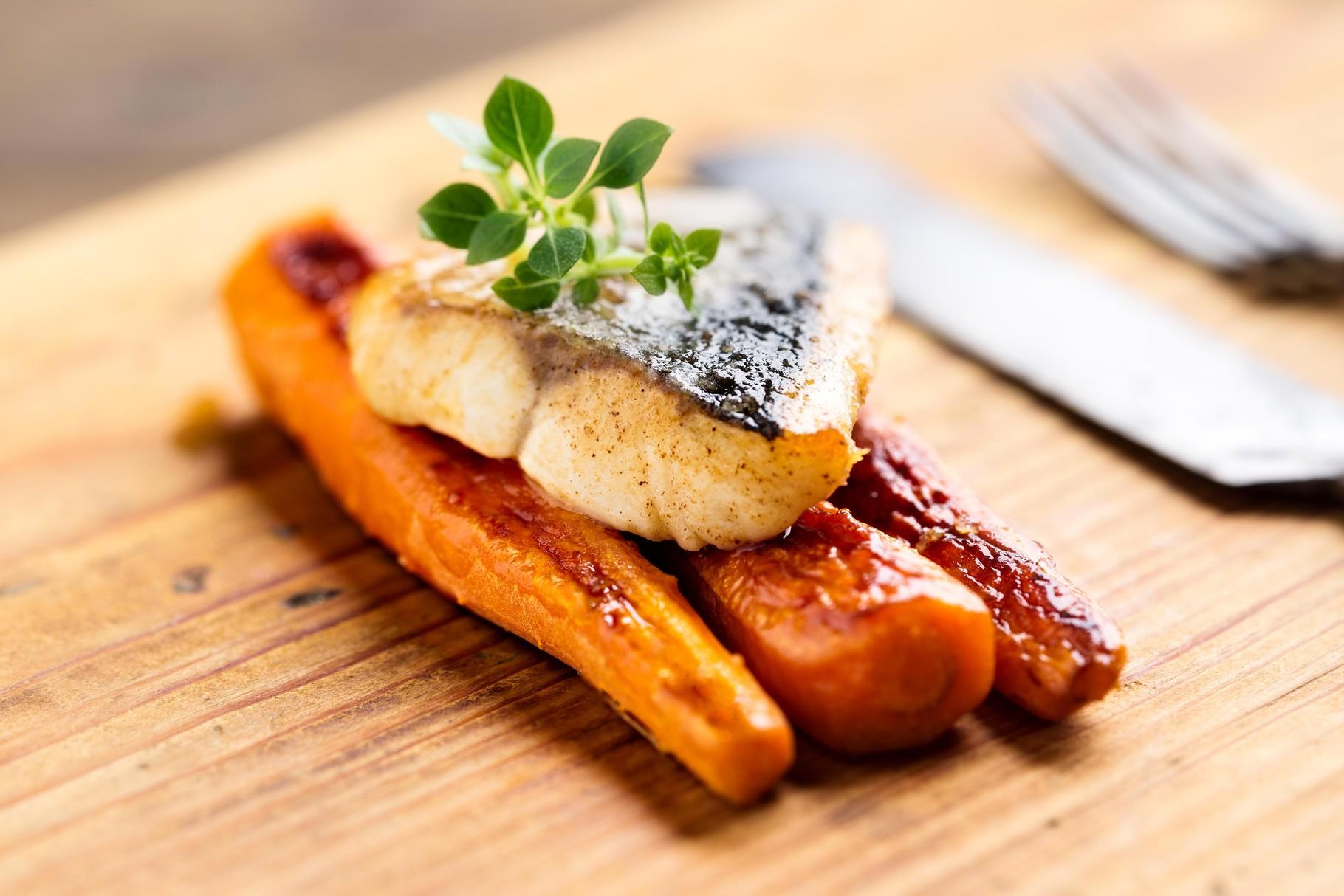 Food-Fotografie Fisch