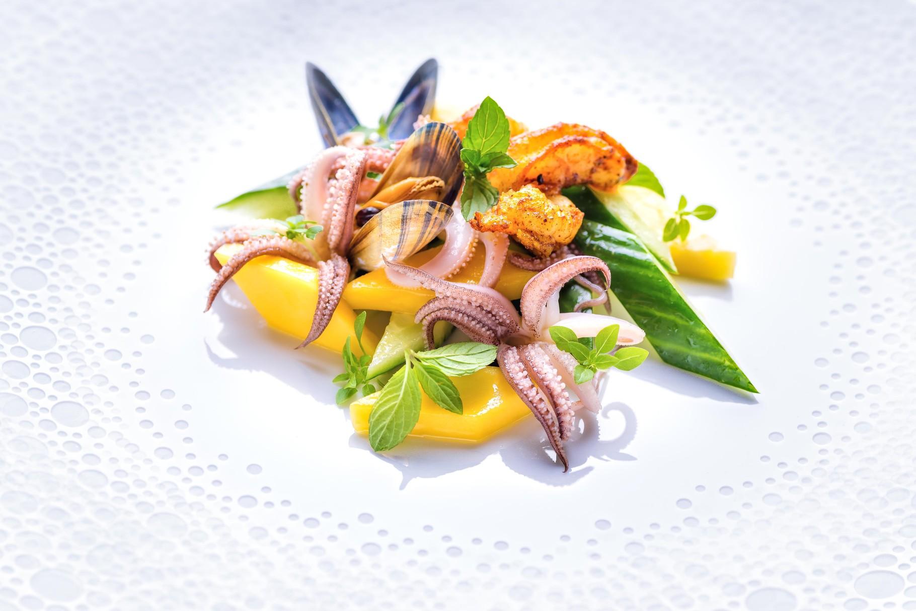 Food-Fotografie Seafood