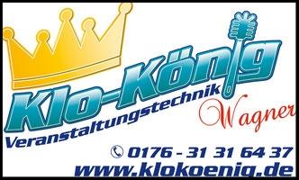 Klo-König