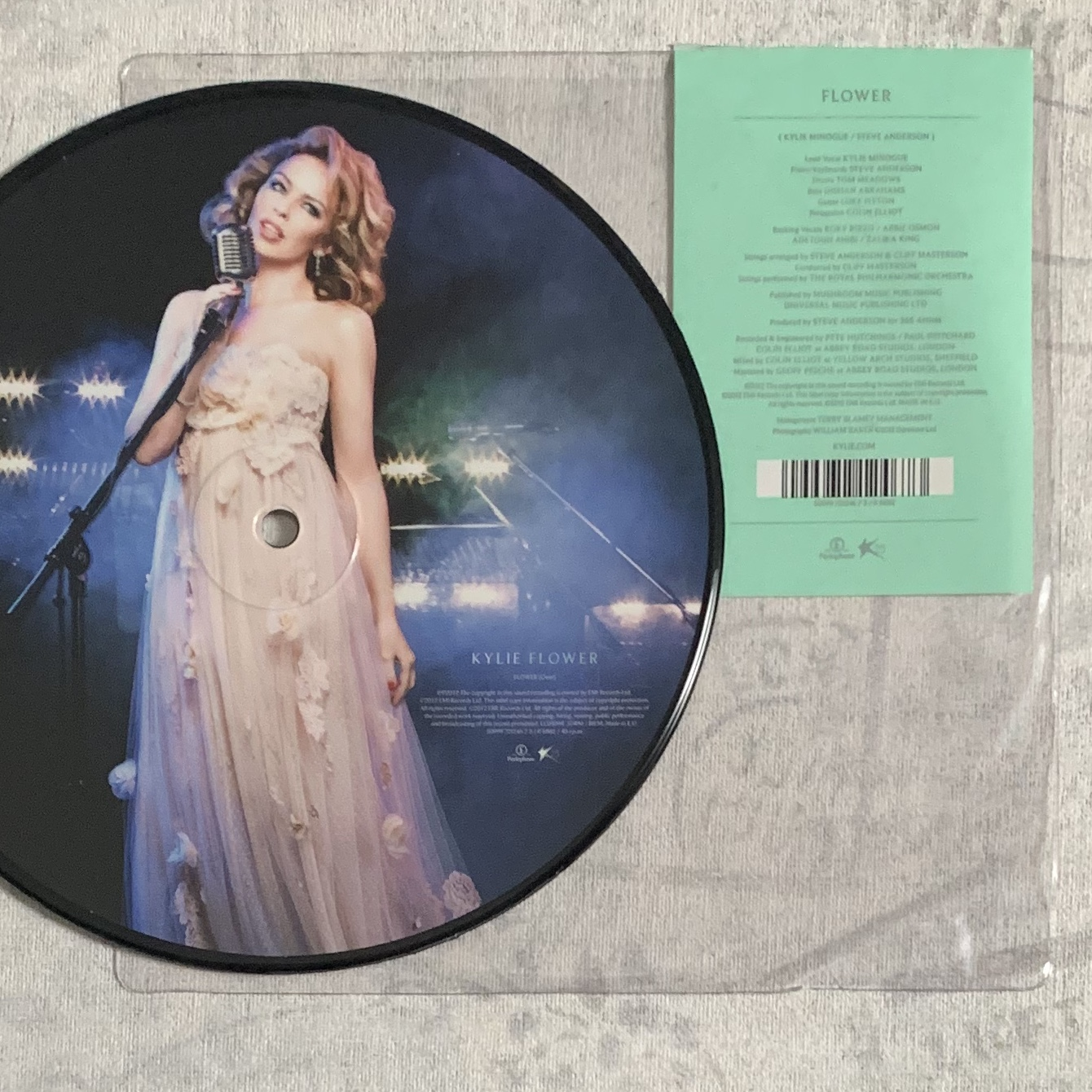 """EU 7"""" Picture Disc"""