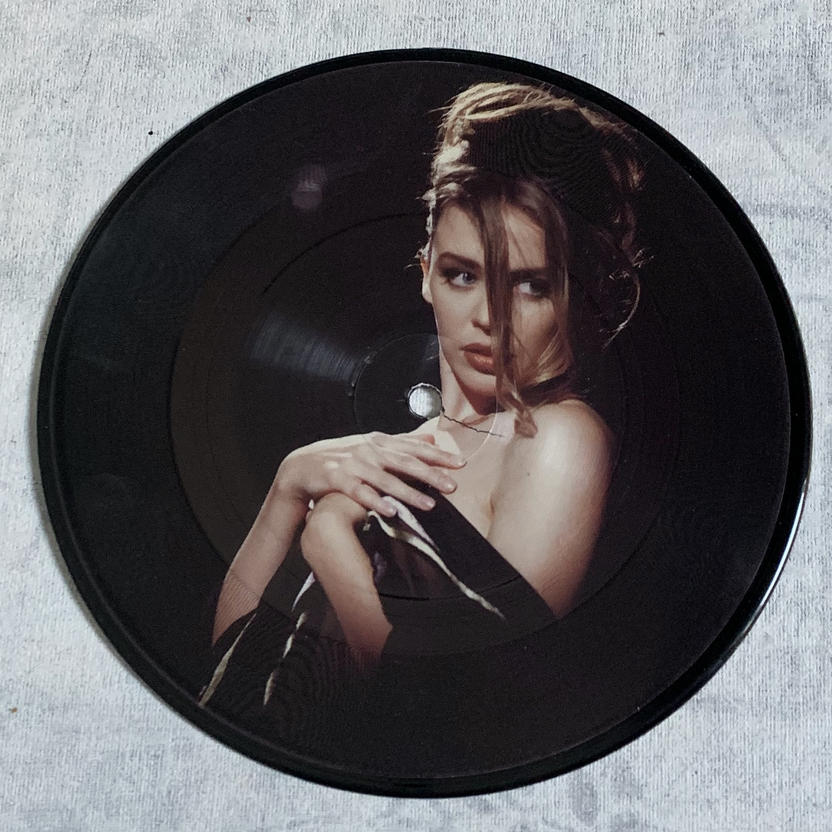 "UK 7"" Picture Disc"