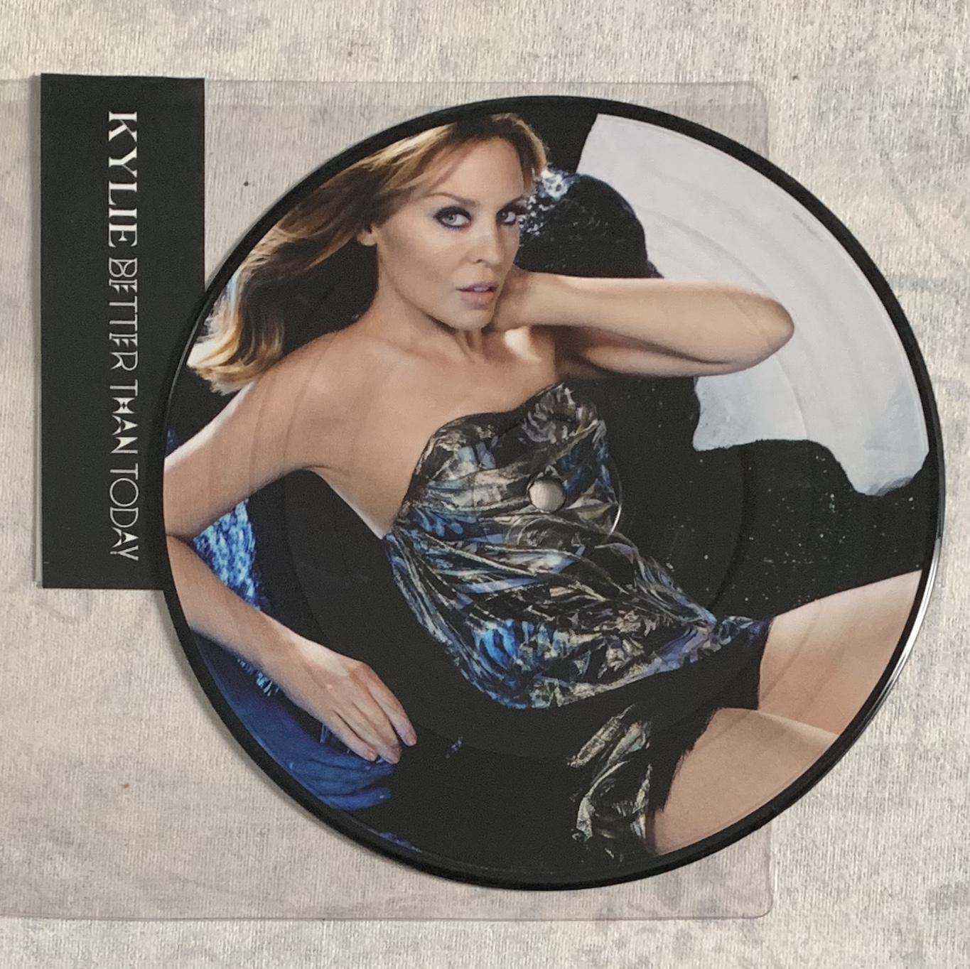 "EU 7"" Picture Disc"