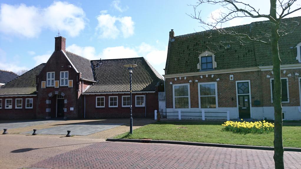 Ausstellungsgebäude Huis Egmont