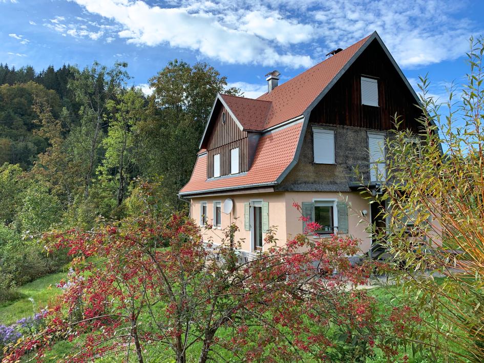 Haus der Familie Heinen und von Erwin Bowien im Kreuzthal