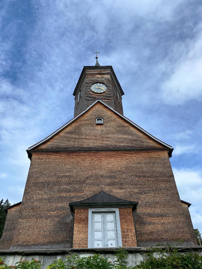 Die Kreuzthaler Kirche