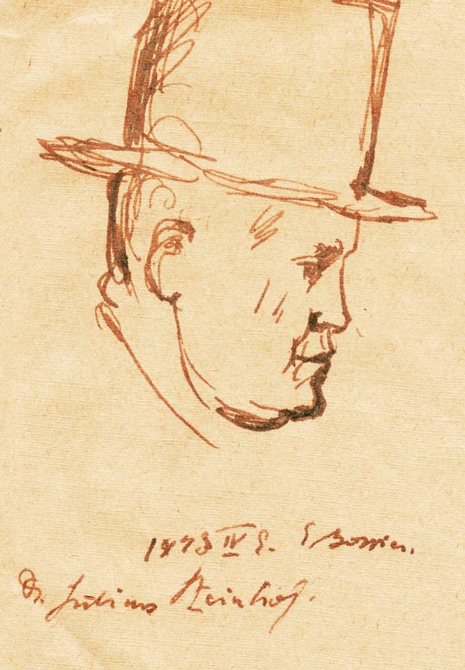 Dr. Justus Steinhoff zur Ahse – Gutspächter 1943, Onkel von Erna Heinen-Steinhoff