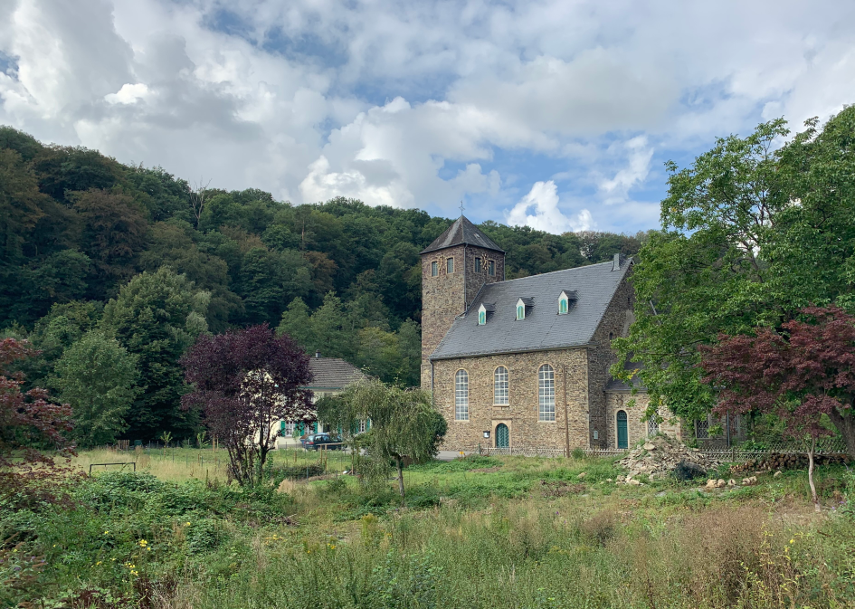 Kirche in Unterburg