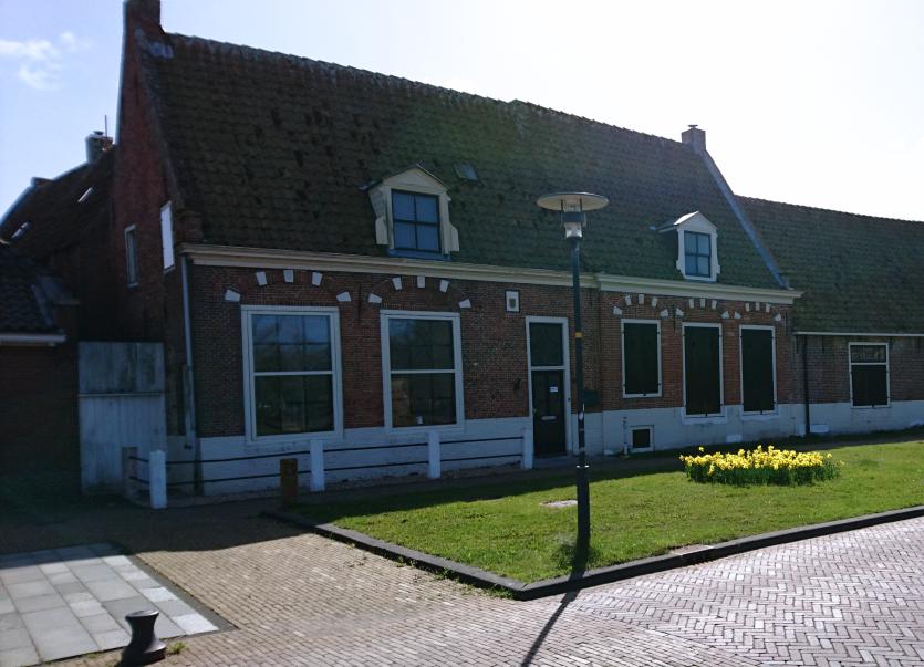 Wohnhaus von Erwin Bowien in Egmont