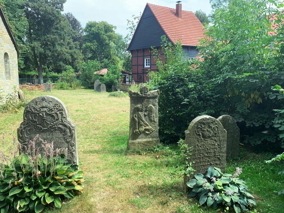 Friedhof der St. Urbanuskirche