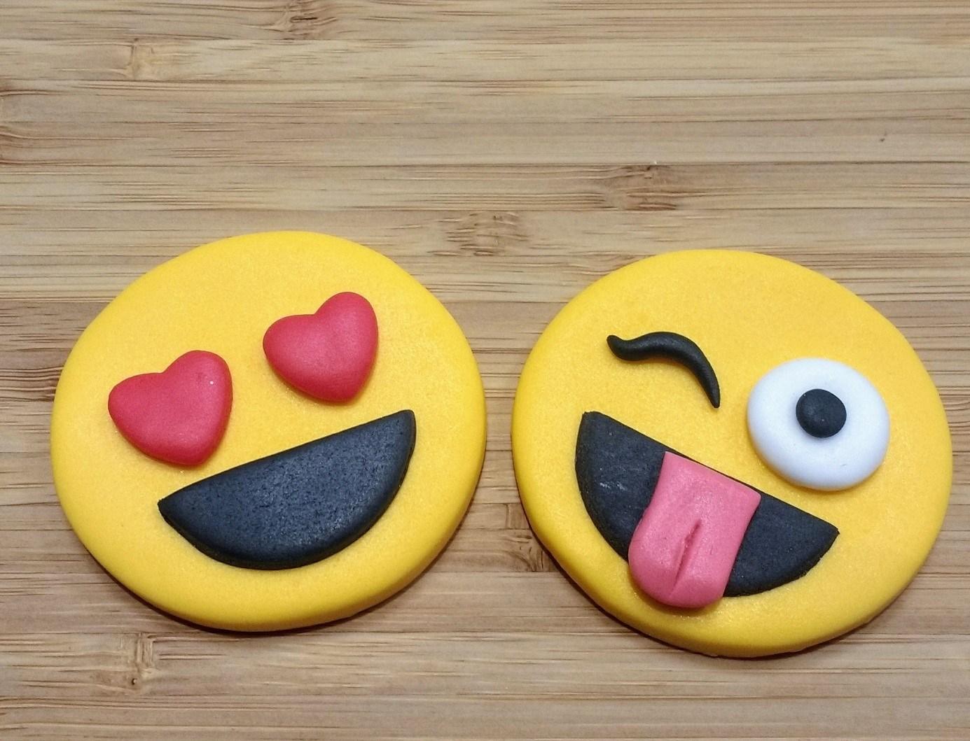 Emojis à croquer atelier pâtisserie Tonka Croix Rousse