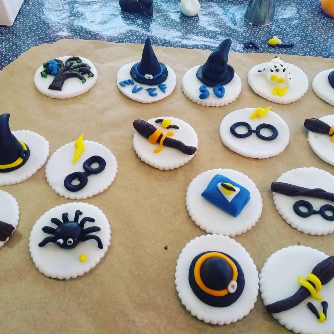 Atelier pâtisserie Harry Potter Tonka Croix Rousse