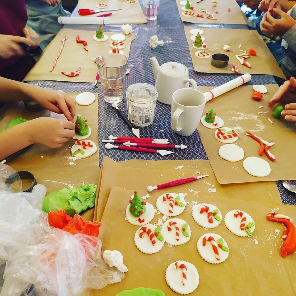 Atelier pâtisserie Noël Tonka Croix Rousse