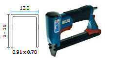 Pneumatska klamerica BeA 380/16-420