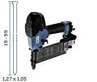 Pneumatski alat - pištolj za čavliće BeASK355-212