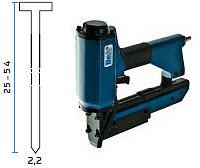 Pneumatski alat - pištolj za T-čavle BeA T54-155