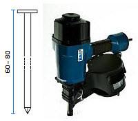 Pneumatski alat - pištolj za čavle BeA 850 DC