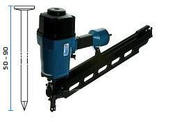 Pneumatski alat - pištolj za čavle BeA R90-845