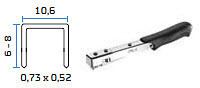Mehanićka klamerica BeA R19