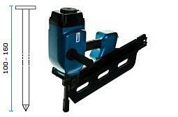 Pneumatski alat - pištolj za čavle BeA R160-963