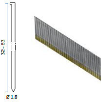 BeA čavlići tip SKDA 600