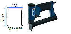 Pneumatska klamerica BeA 380/14-450A