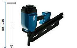 Pneumatski alat - pištolj za čavle BeA R130-958