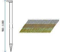 BeA šaržirani čavli tip D34