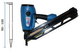 Pneumatski alat - pištolj za čavle BeA D100-934