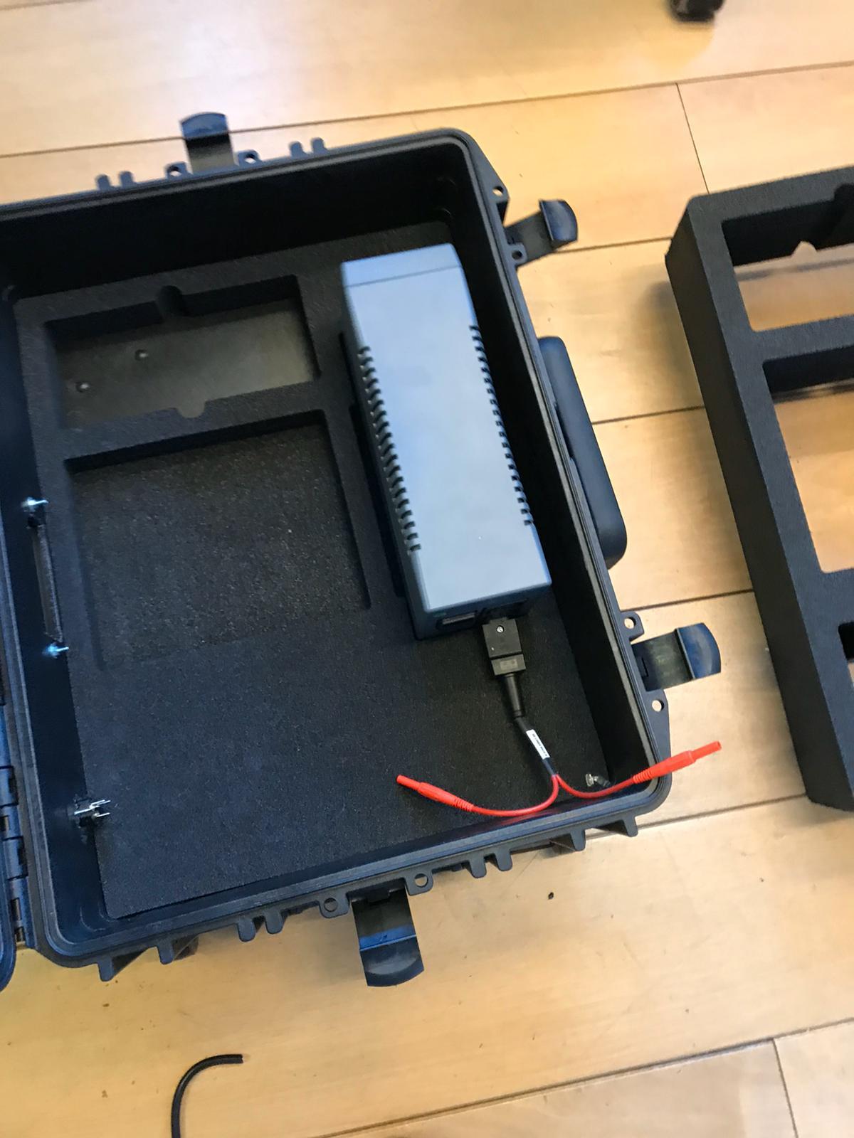 Koffer op maat techniek