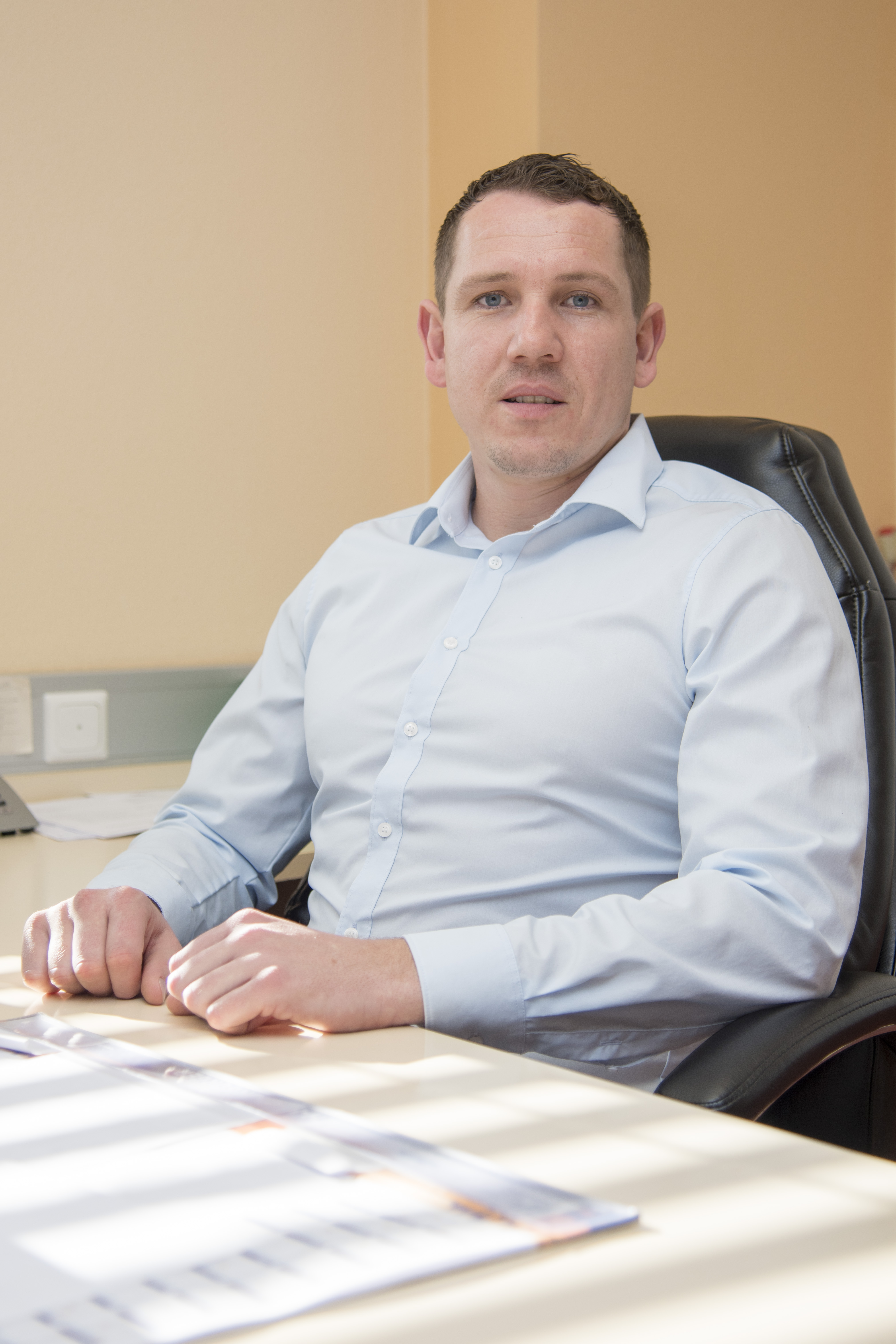 Robert Baumann, Geschäftsführung