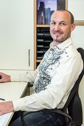 Ing. Josef Landrichinger, Planung / Technik