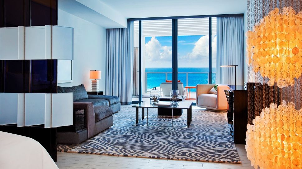W South Beach Ocean Front Fabulous Studio