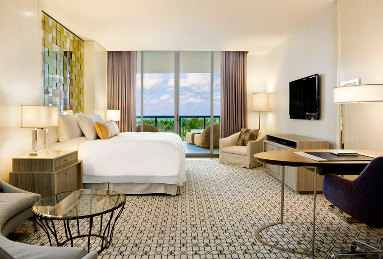The St. Regis, Bal Harbour Ocean View Room