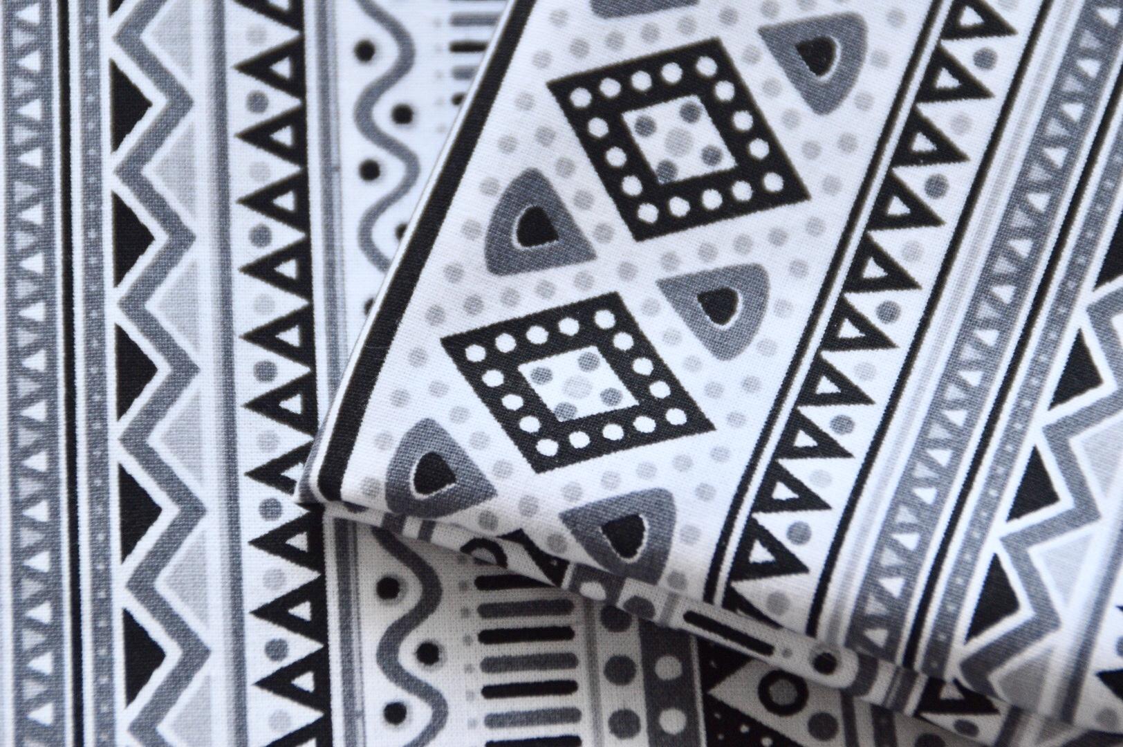 BOHO BLACK & WHITE