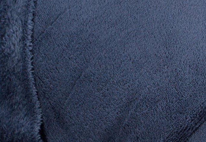 Fleece Marineblau