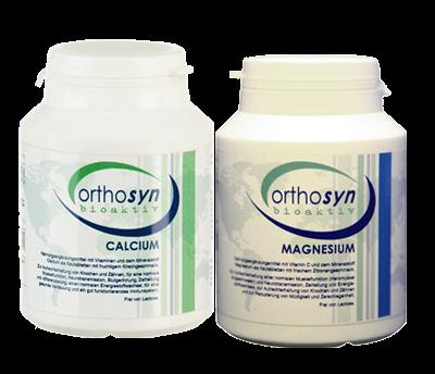 orthosyn CALCIUM / MAGNESIUM