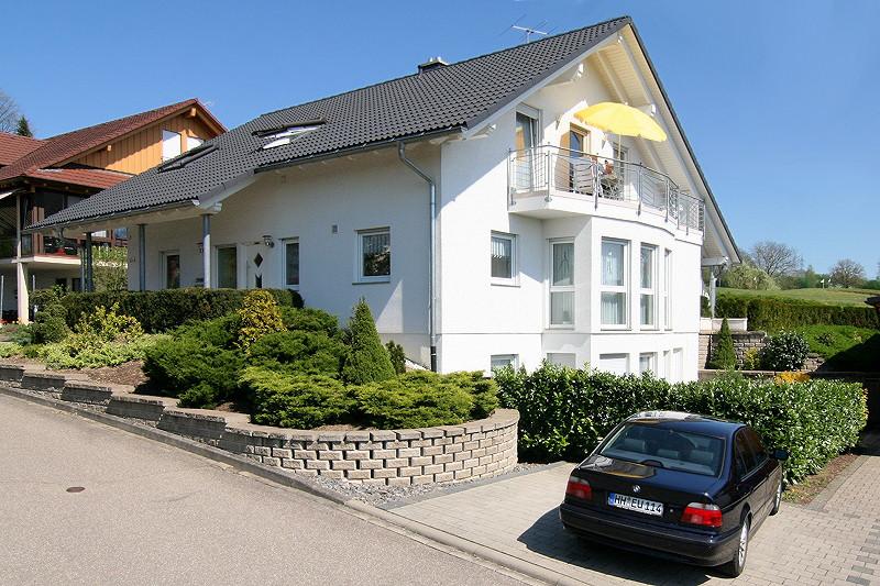Ferienhaus in Bamlach, Bad Bellingen. Direkt beim Golf Resort Drei Thermen