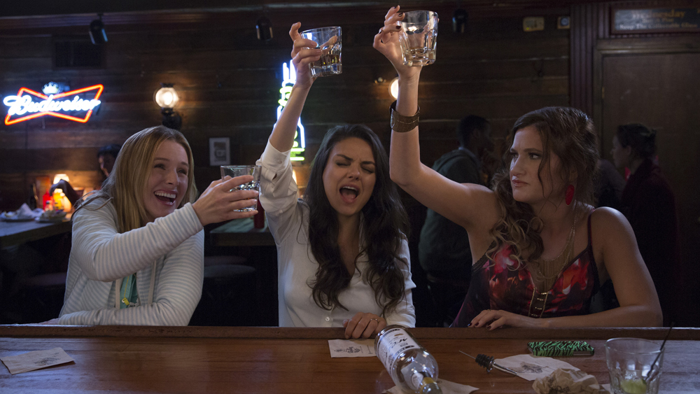 Kristen Bell, Mila Kunis & Kathryn Hahn in Bad Moms