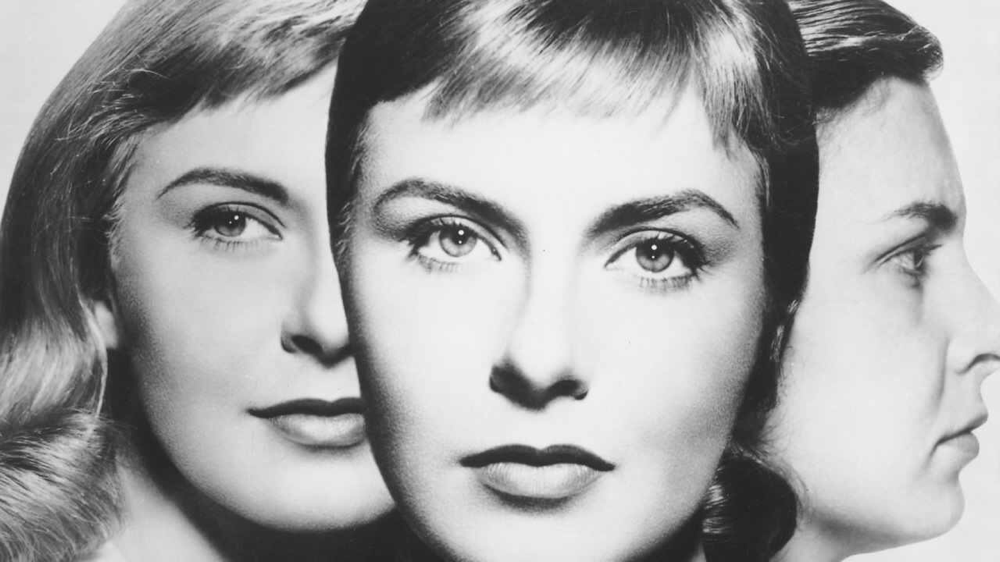 Joanne Woodward - The Three Faces Of Eve