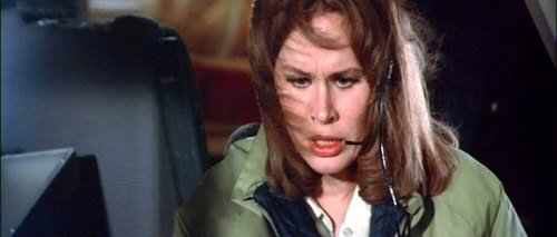 Karen Black in Airport 1975