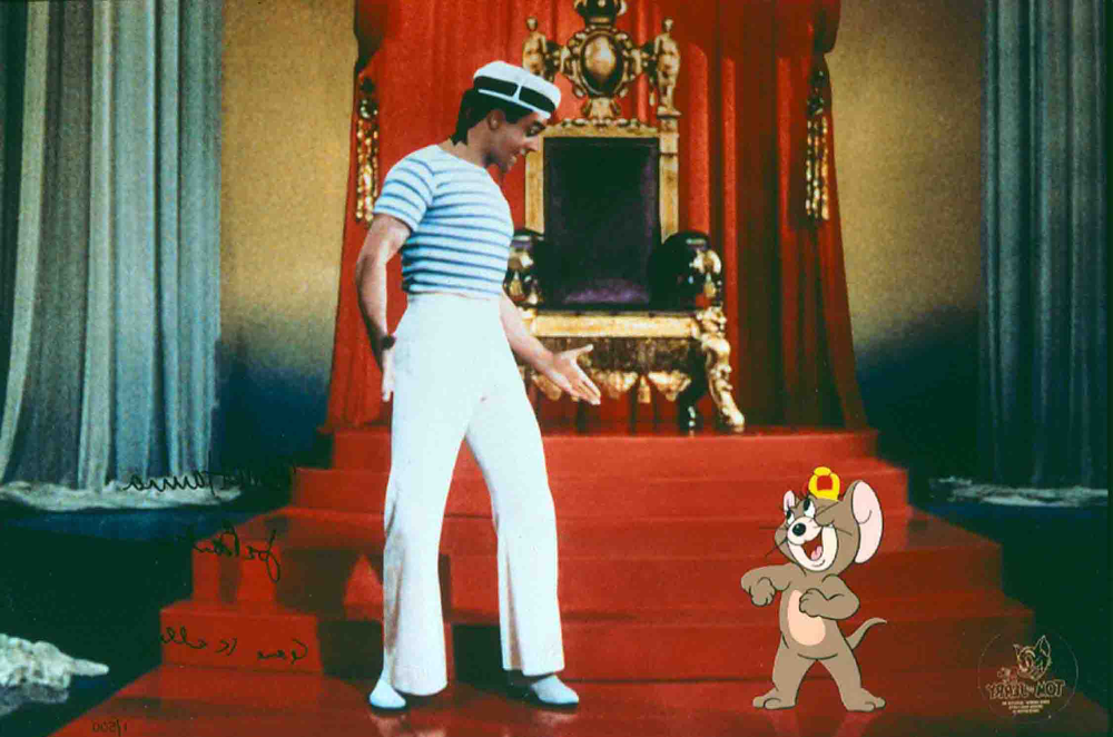 Gene Kelly (& Jerry) in Anchors Aweigh