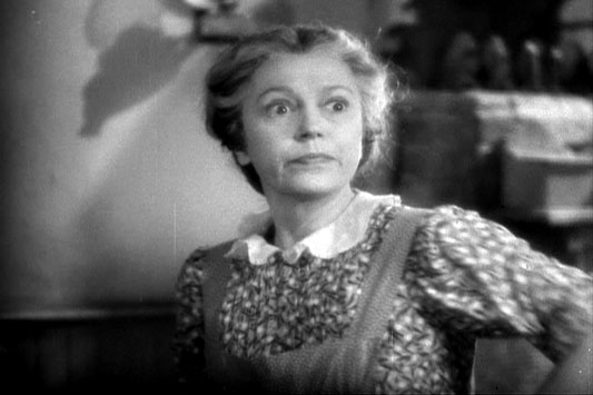 Alice Brady in In Old Chicago