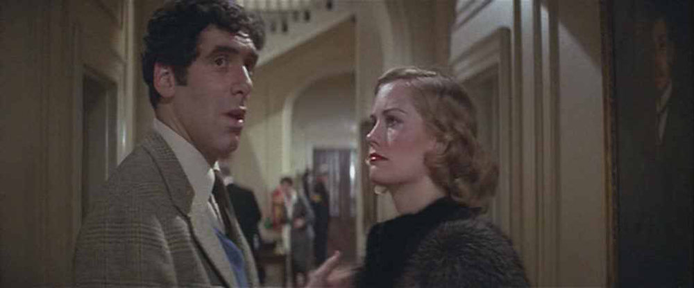 Elliot Gould & Cybill Shepherd in The Lady Vanishes
