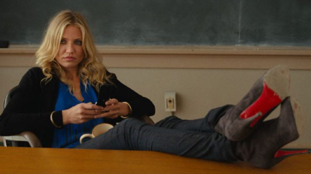Cameron Diaz in Bad Teacher