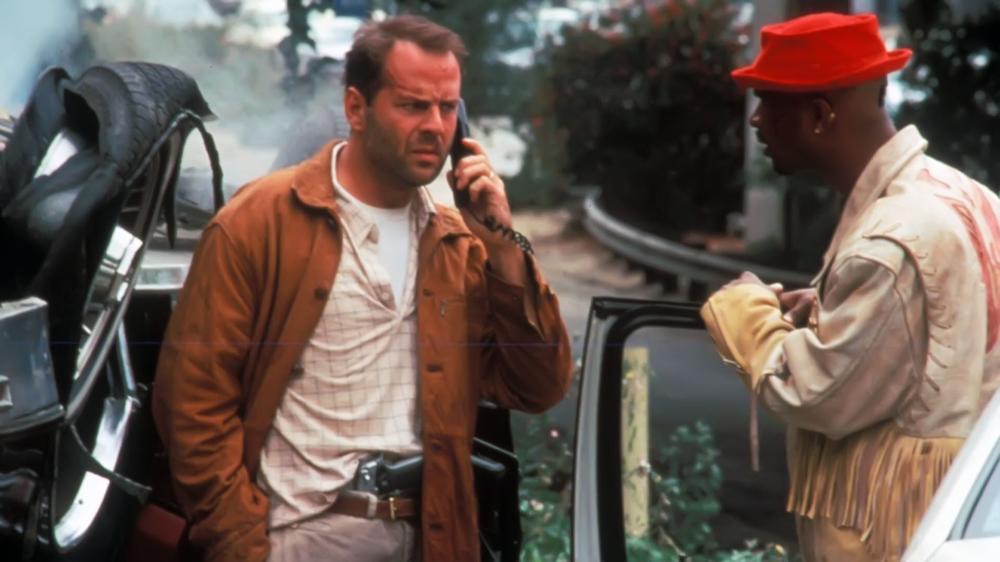 Bruce Willis & Damon Wayans in The Last Boy Scout