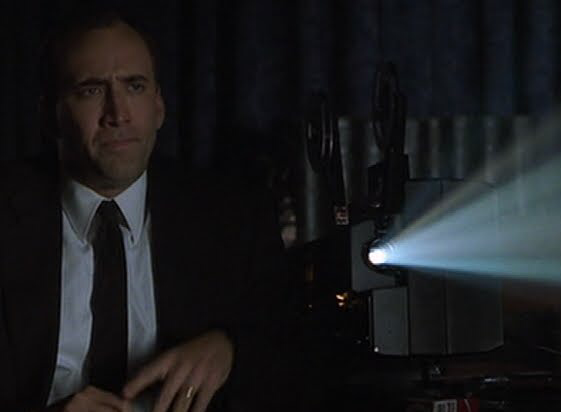 Nicolas Cage in 8mm