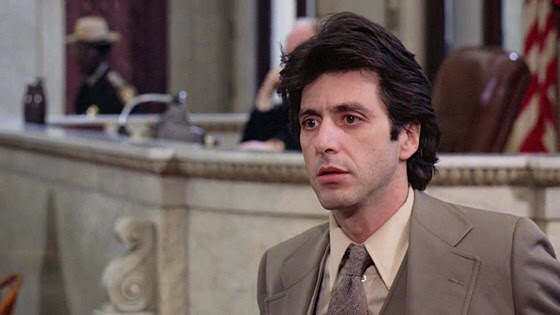 Al Pacino in ...And Justice For All